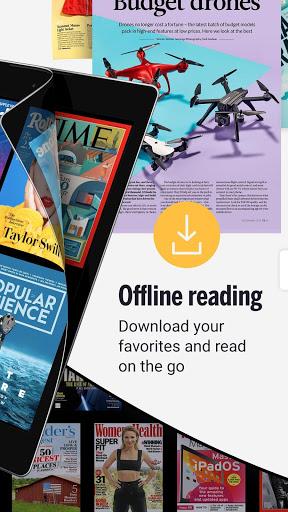 Readly – Unlimited Magazine Reading v5.3.0 screenshots 4