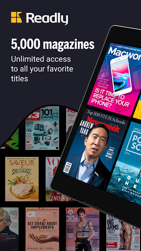 Readly – Unlimited Magazine Reading v5.3.0 screenshots 9