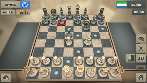 Real Chess v3.30 screenshots 1