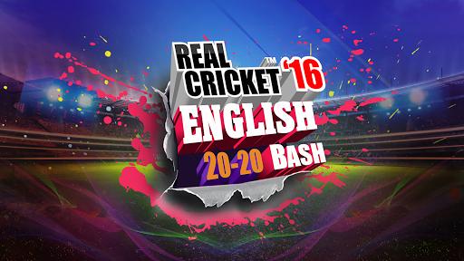 Real Cricket 16 English Bash v1.7 screenshots 1