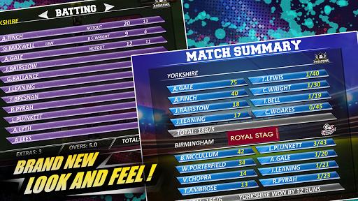 Real Cricket 16 English Bash v1.7 screenshots 11