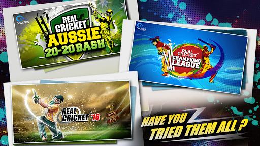 Real Cricket 16 English Bash v1.7 screenshots 12