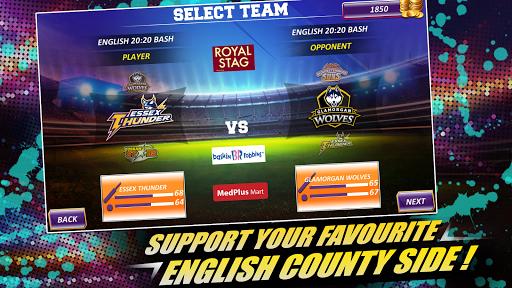 Real Cricket 16 English Bash v1.7 screenshots 9