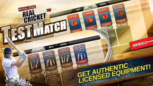 Real Cricket Test Match v1.0.7 screenshots 10