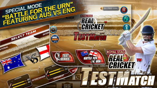 Real Cricket Test Match v1.0.7 screenshots 2