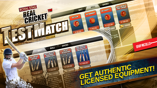 Real Cricket Test Match v1.0.7 screenshots 5