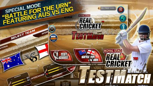 Real Cricket Test Match v1.0.7 screenshots 7