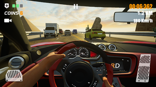 Real Driving Ultimate Car Simulator v2.19 screenshots 15