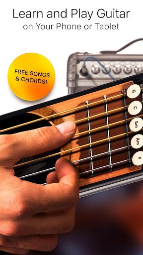 Real Guitar Free – Chords Tabs amp Simulator Games v3.35 screenshots 1