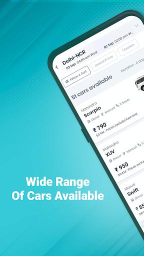 Revv App – Self Drive Car Rental Services in India v23.0.2 screenshots 2