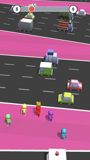 Road Race 3D v1.7.1 screenshots 5