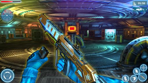 Robot Shooting FPS Counter War Terrorists Shooter v2.8 screenshots 1