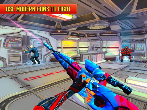 Robot Shooting FPS Counter War Terrorists Shooter v2.8 screenshots 10