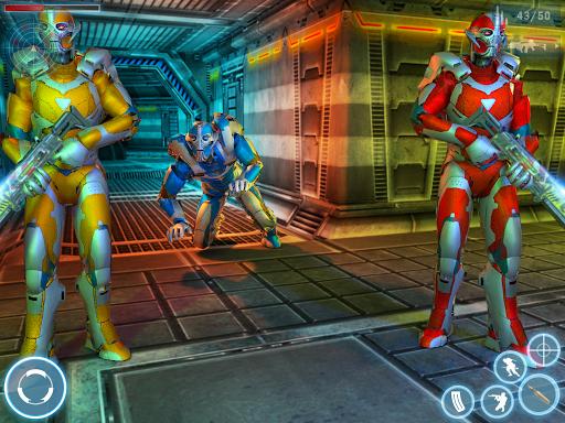 Robot Shooting FPS Counter War Terrorists Shooter v2.8 screenshots 11