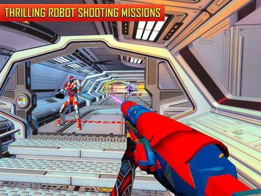 Robot Shooting FPS Counter War Terrorists Shooter v2.8 screenshots 12