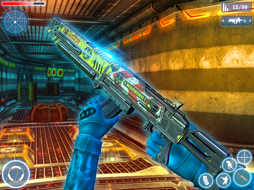 Robot Shooting FPS Counter War Terrorists Shooter v2.8 screenshots 13