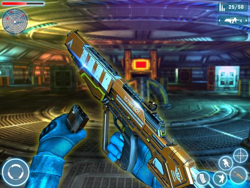 Robot Shooting FPS Counter War Terrorists Shooter v2.8 screenshots 15