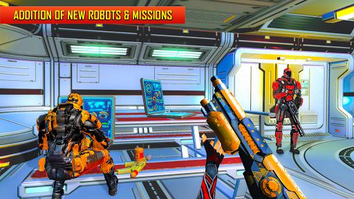 Robot Shooting FPS Counter War Terrorists Shooter v2.8 screenshots 2