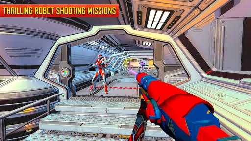 Robot Shooting FPS Counter War Terrorists Shooter v2.8 screenshots 5
