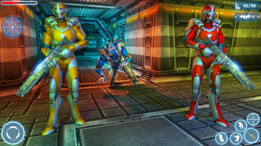Robot Shooting FPS Counter War Terrorists Shooter v2.8 screenshots 7