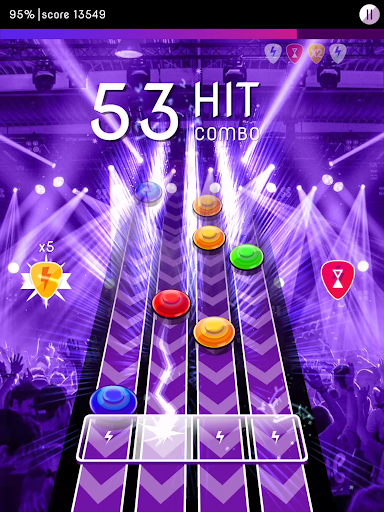 Rock Challenge Electric Guitar Game v1.2 screenshots 15