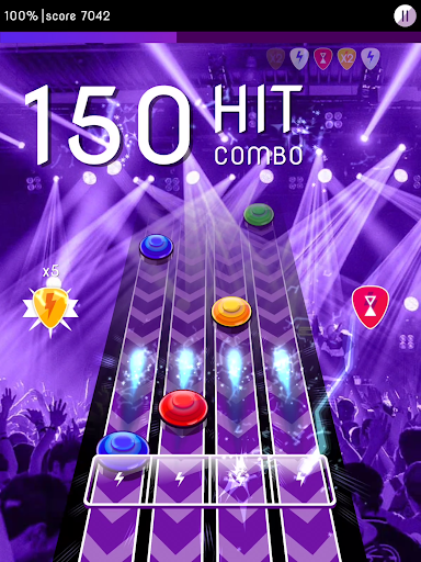 Rock Challenge Electric Guitar Game v1.2 screenshots 8