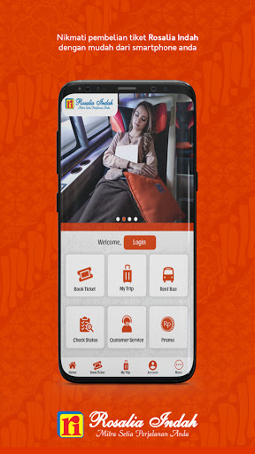 Rosalia Indah Transport v2.4.5 screenshots 1