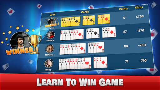 Rummy – Play Indian Rummy Game Online Free Cards v7.9 screenshots 3