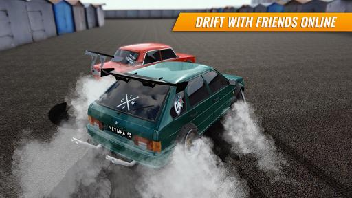 Russian Car Drift v1.8.14 screenshots 1