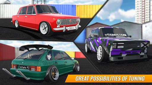 Russian Car Drift v1.8.14 screenshots 2