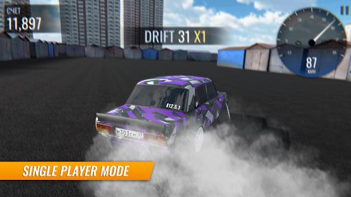 Russian Car Drift v1.8.14 screenshots 5