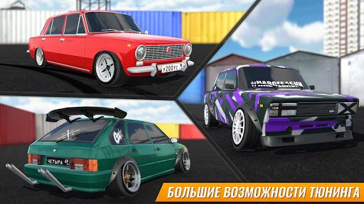 Russian Car Drift v1.8.14 screenshots 7