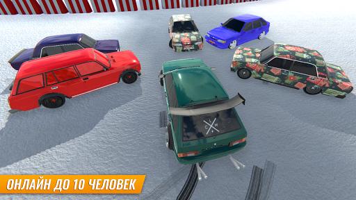 Russian Car Drift v1.8.14 screenshots 9