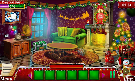 Santas Homecoming Escape – New Year 2021 v3.5 screenshots 4