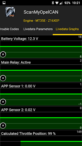 ScanMyOpelCAN v1.0.115 screenshots 4