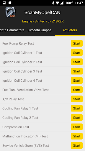 ScanMyOpelCAN v1.0.115 screenshots 5