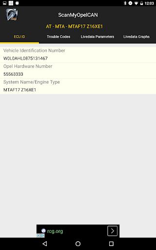 ScanMyOpelCAN v1.0.115 screenshots 7