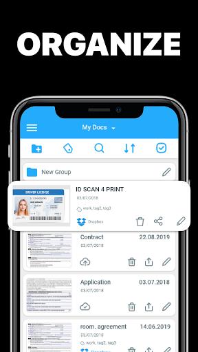 Scanner App To PDF – TapScanner v2.5.77 screenshots 4