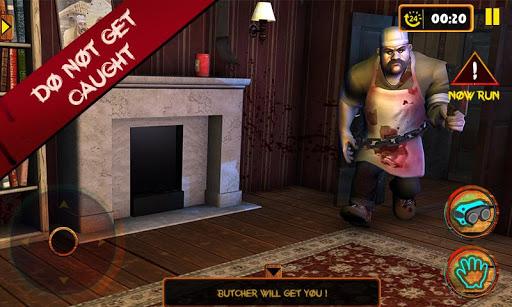 Scary Butcher 3D v2.0.3 screenshots 4