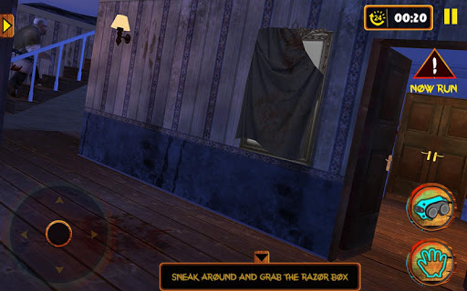 Scary Butcher 3D v2.0.3 screenshots 6