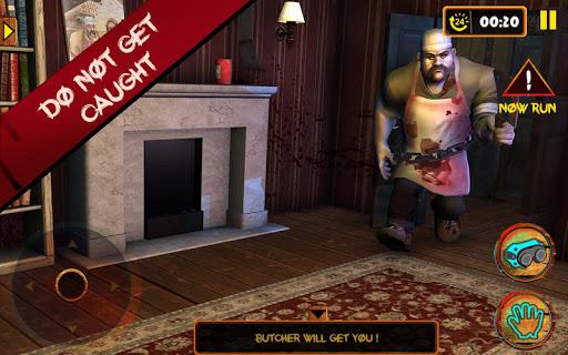 Scary Butcher 3D v2.0.3 screenshots 8