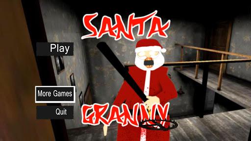 Scary Santa Granny Horror mod 2020 v58.3 screenshots 1