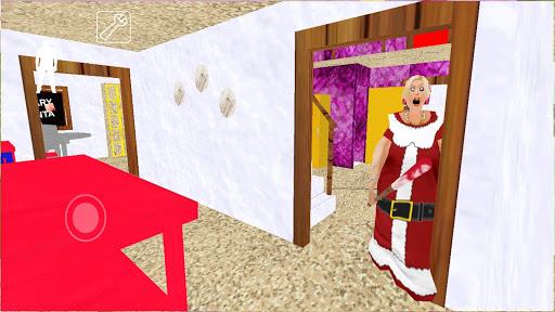 Scary Santa Granny Horror mod 2020 v58.3 screenshots 6