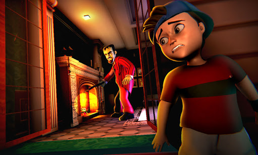 Scary Stranger 3D v5.1.4 screenshots 1