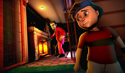 Scary Stranger 3D v5.1.4 screenshots 9