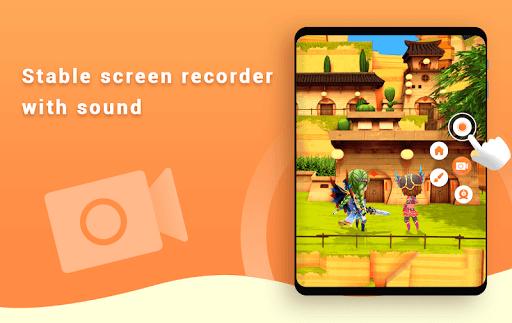 Screen Recorder with Audio Master Video Editor v3.0.1 screenshots 5