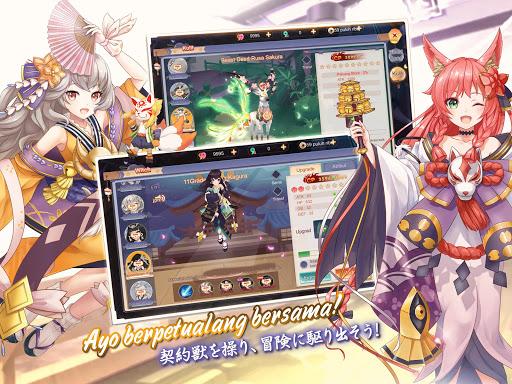 Scroll of Onmyoji Sakura amp Sword v19.1.7 screenshots 10