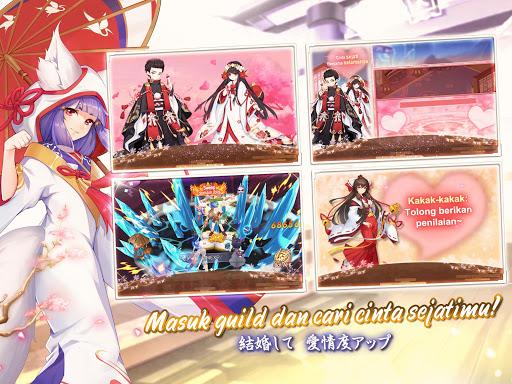 Scroll of Onmyoji Sakura amp Sword v19.1.7 screenshots 12