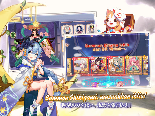 Scroll of Onmyoji Sakura amp Sword v19.1.7 screenshots 20