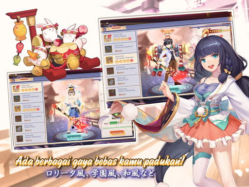 Scroll of Onmyoji Sakura amp Sword v19.1.7 screenshots 21